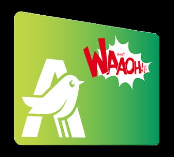 faire carte fidélité auchan Les avantages du programme de fidélité Waaoh! avec la carte Auchan